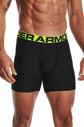 Under Armour Erkek Boxer - UA Tech 6in 2 Pack - 1363619-002