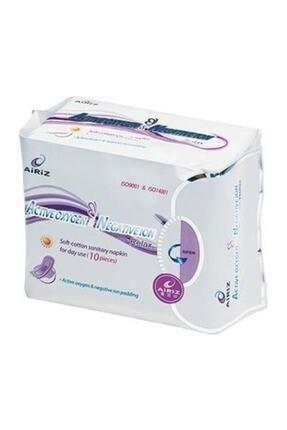 TİENZ AİRİZ Tiens Airiz Hijyenik Kadın Pedi 10 Lu Gündüz Kullanım Paketi