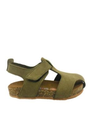 Toddler Kız Çocuk Olive Sandalet 22-24