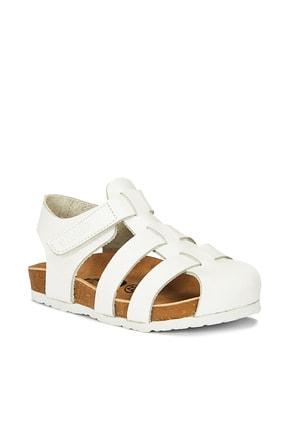 Vicco Arena Iı Unisex Bebe Beyaz Sandalet