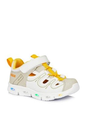 Vicco Yuki Unisex Çocuk Beyaz Spor Ayakkabı