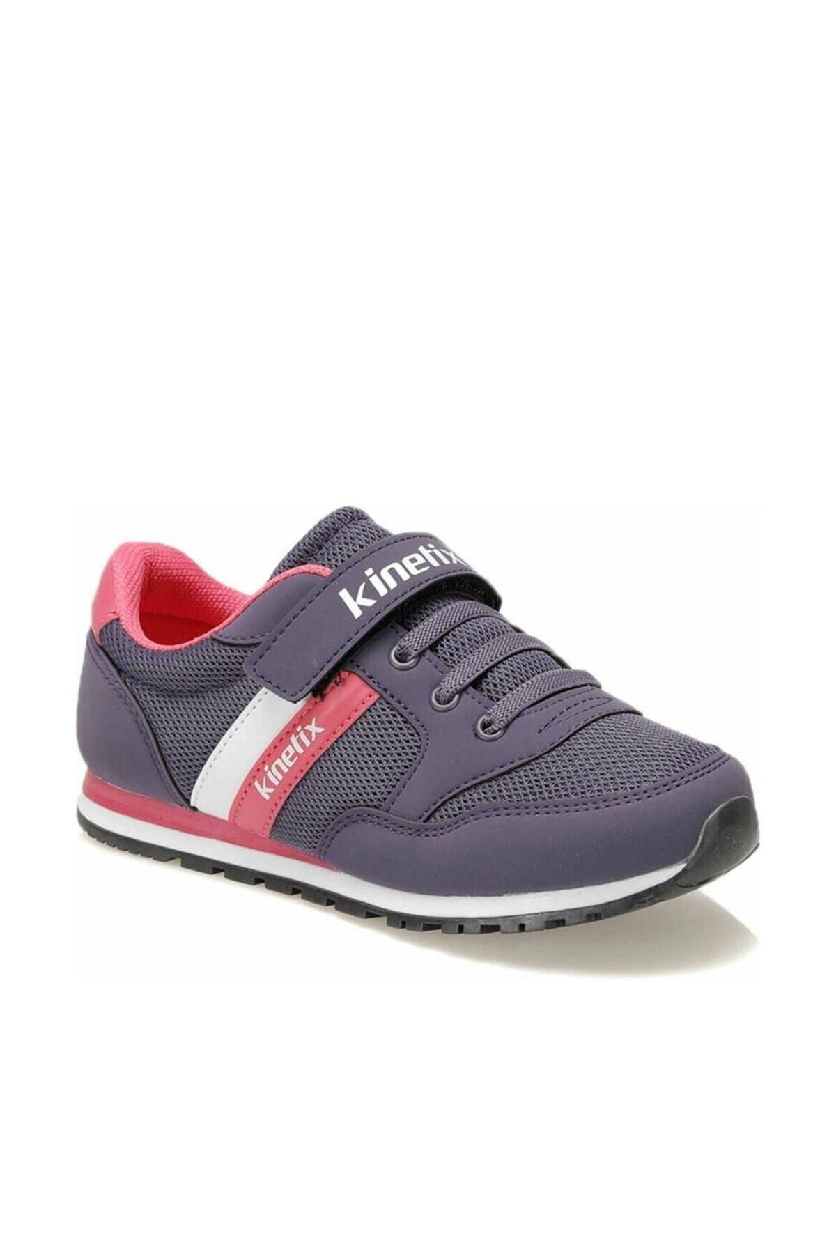 Kinetix PAYOF Mor Fuşya Beyaz Kız Çocuk Sneaker 100294193 1