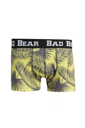 Bad Bear Erkek Sarı Boxer 18.01.03.011 3