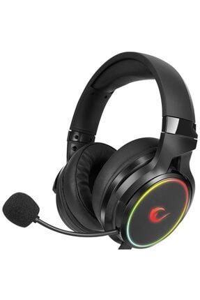 Rampage Rm-k81 Deluxe 7.1 Surround Bluetooth Rgb Ledli Şarjlı Oyuncu Mikrofonlu Kulaklık