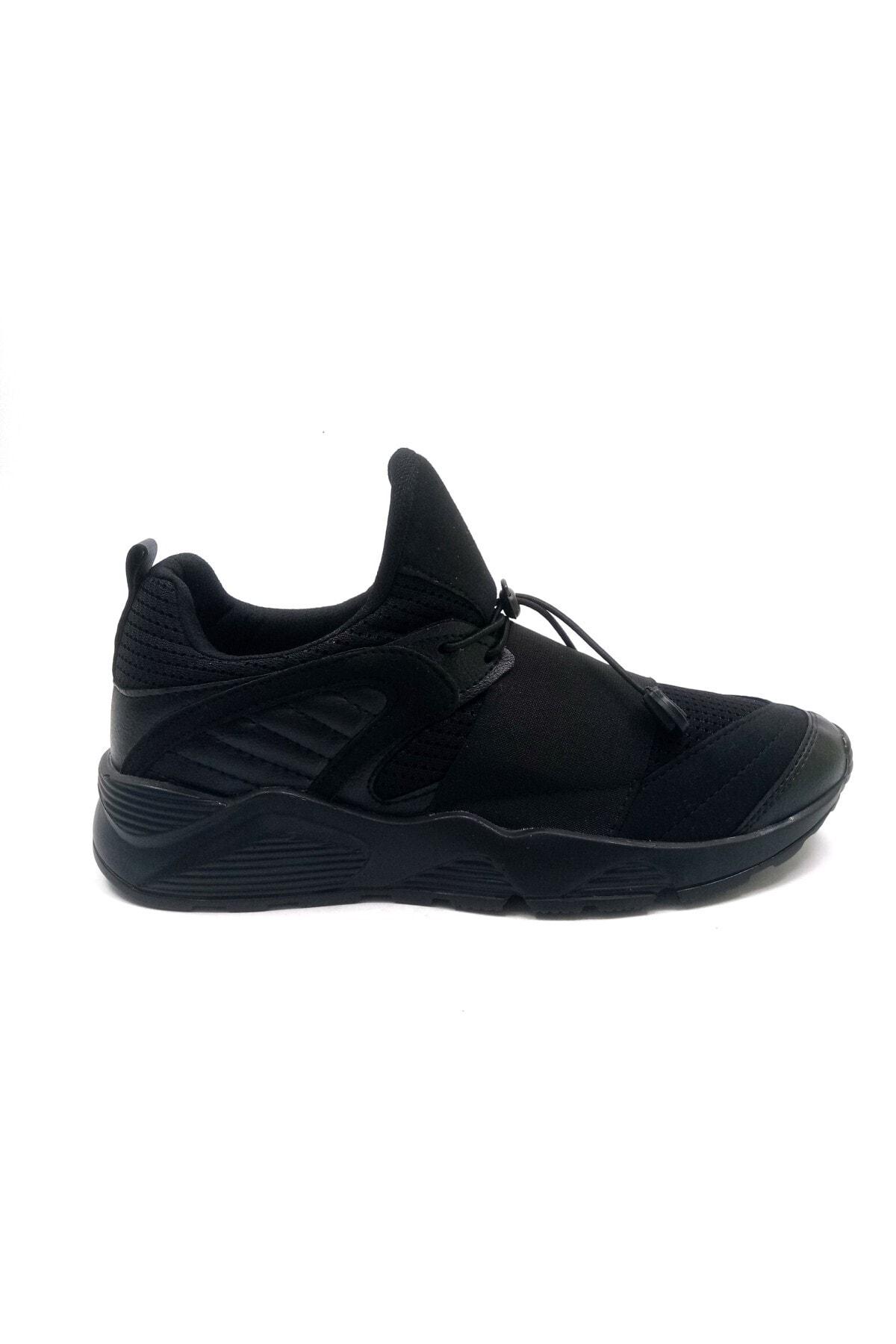 Bulldozer Siyah Spor Ayakkabı 2