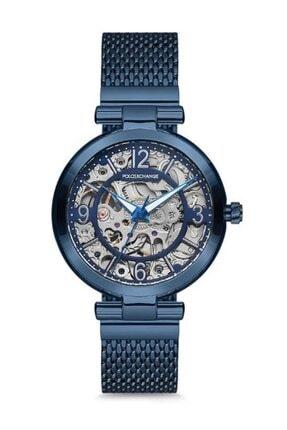 Polo Exchange Kadın Mavi Kol Saati