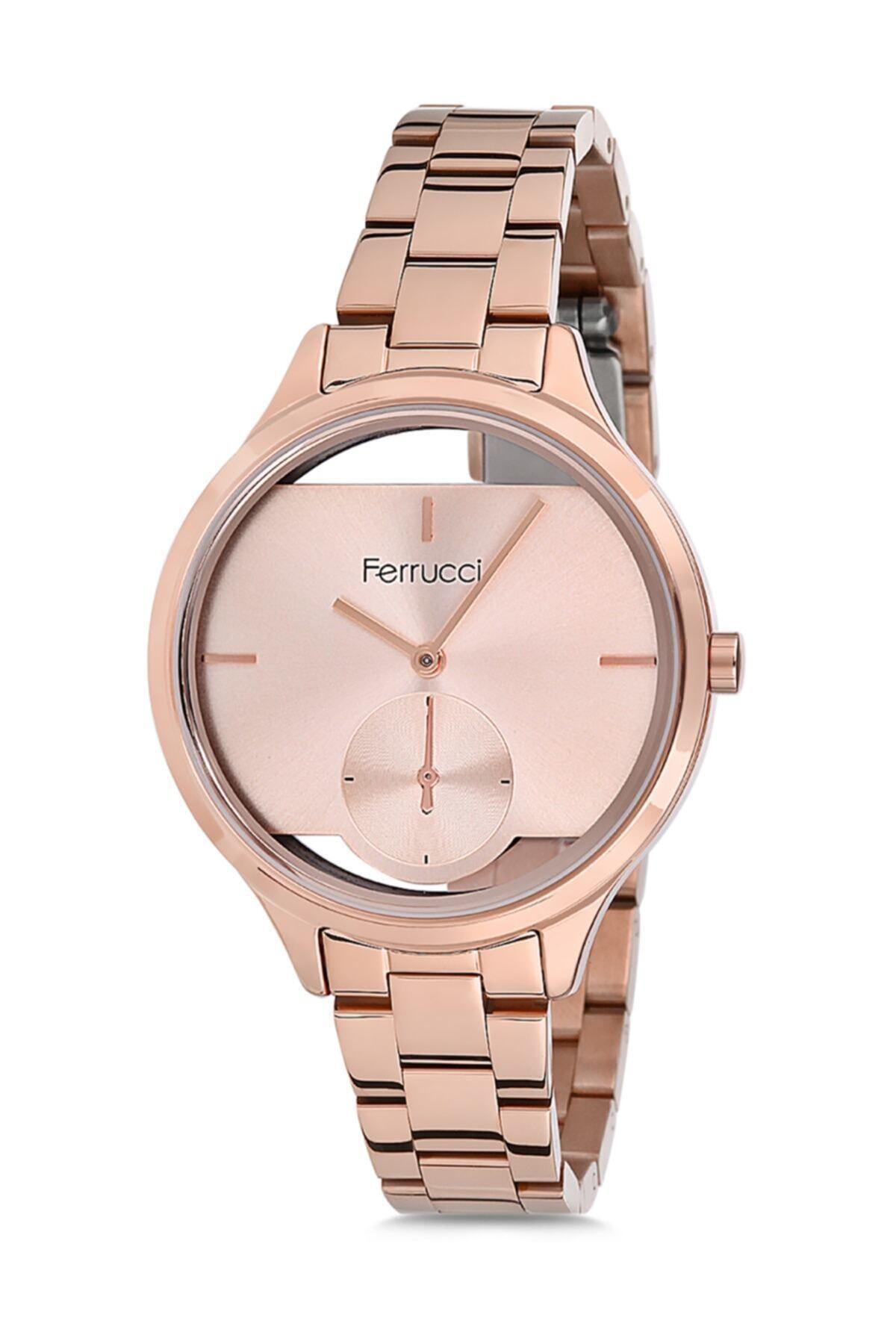 Ferrucci Fc.13234m.03 Kadın Kol Saati 1