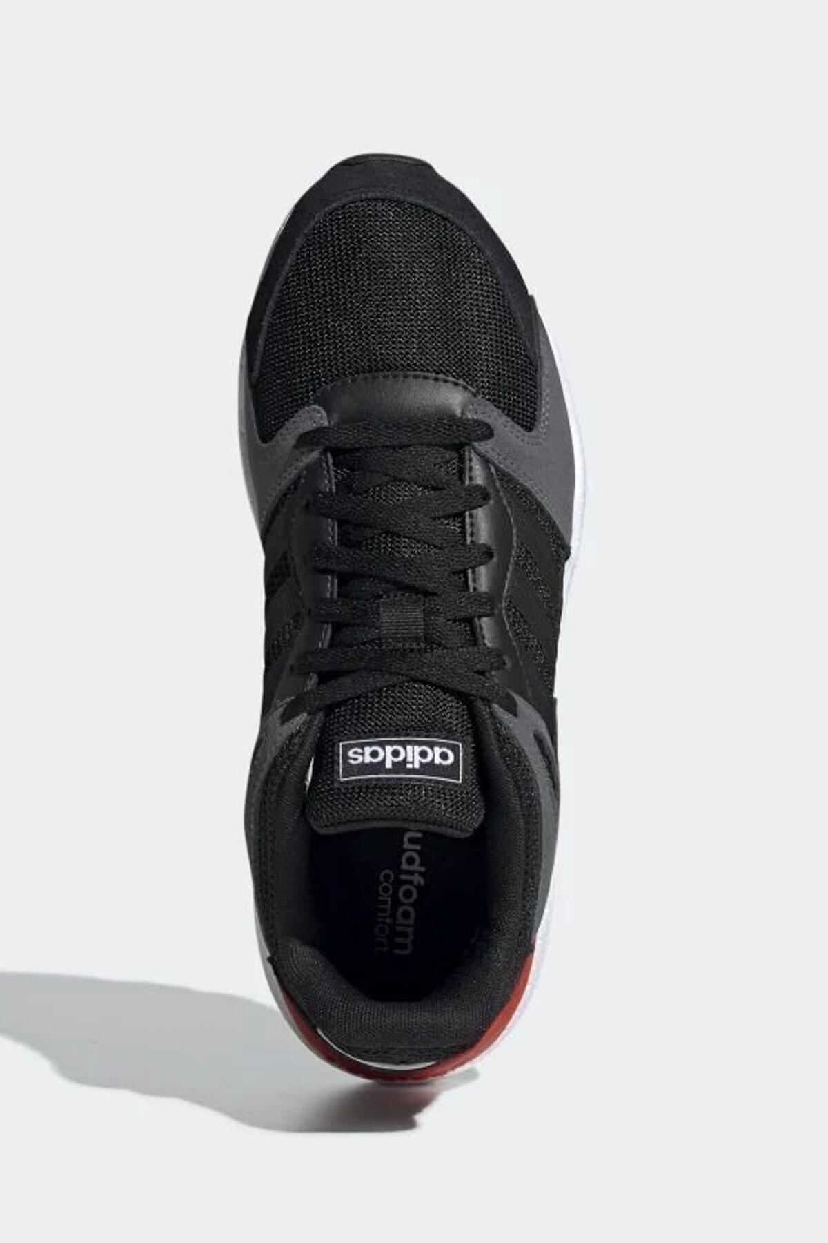 adidas CRAZYCHAOS Siyah Erkek Koşu Ayakkabısı 100479831 2
