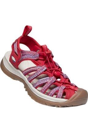 Keen Whisper Kadın Sandalet Kırmızı