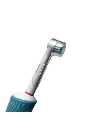 LOVYCO 2 Adet Şarjlı Diş Fırçası Başlıkları Için Koruma Kapağı Kapak