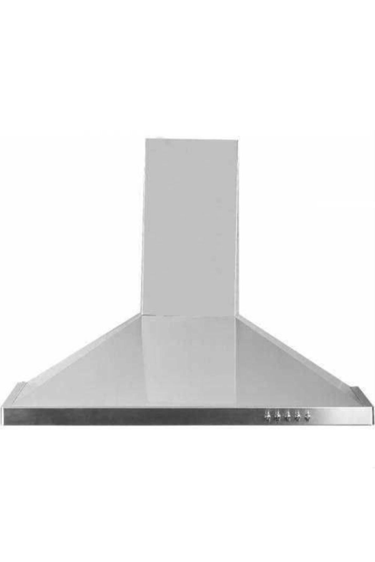 CVS Dn 1154 Tufan Piramit Davlumbaz Inox 1