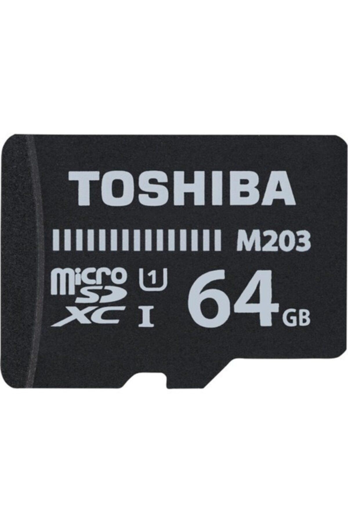 Toshiba 64gb 100mb/sn Microsdxc™ Uhs-1 Class10 Excerıa Thn-m203k0640ea 1