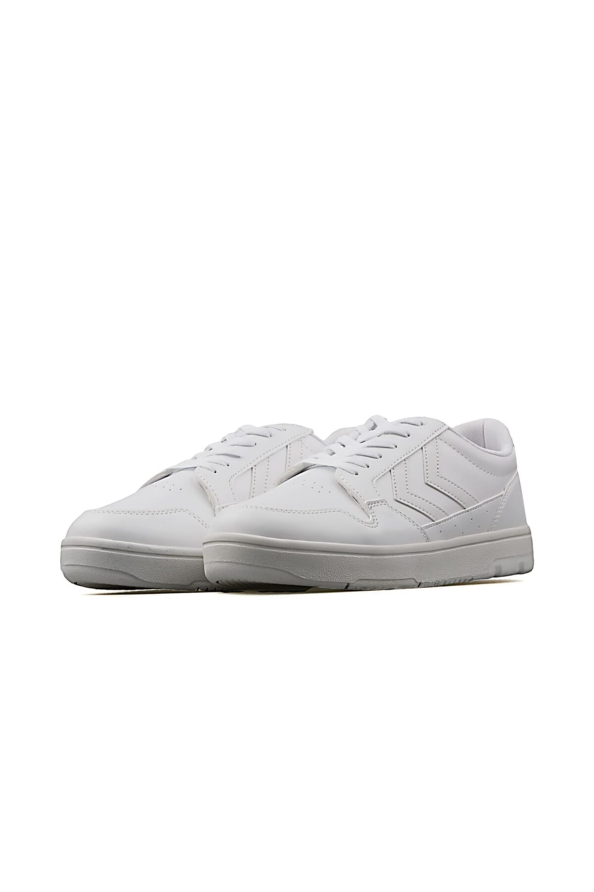 HUMMEL HMLNIELSEN LIFESTYLE SHOE Beyaz Erkek Sneaker Ayakkabı 100550337 1