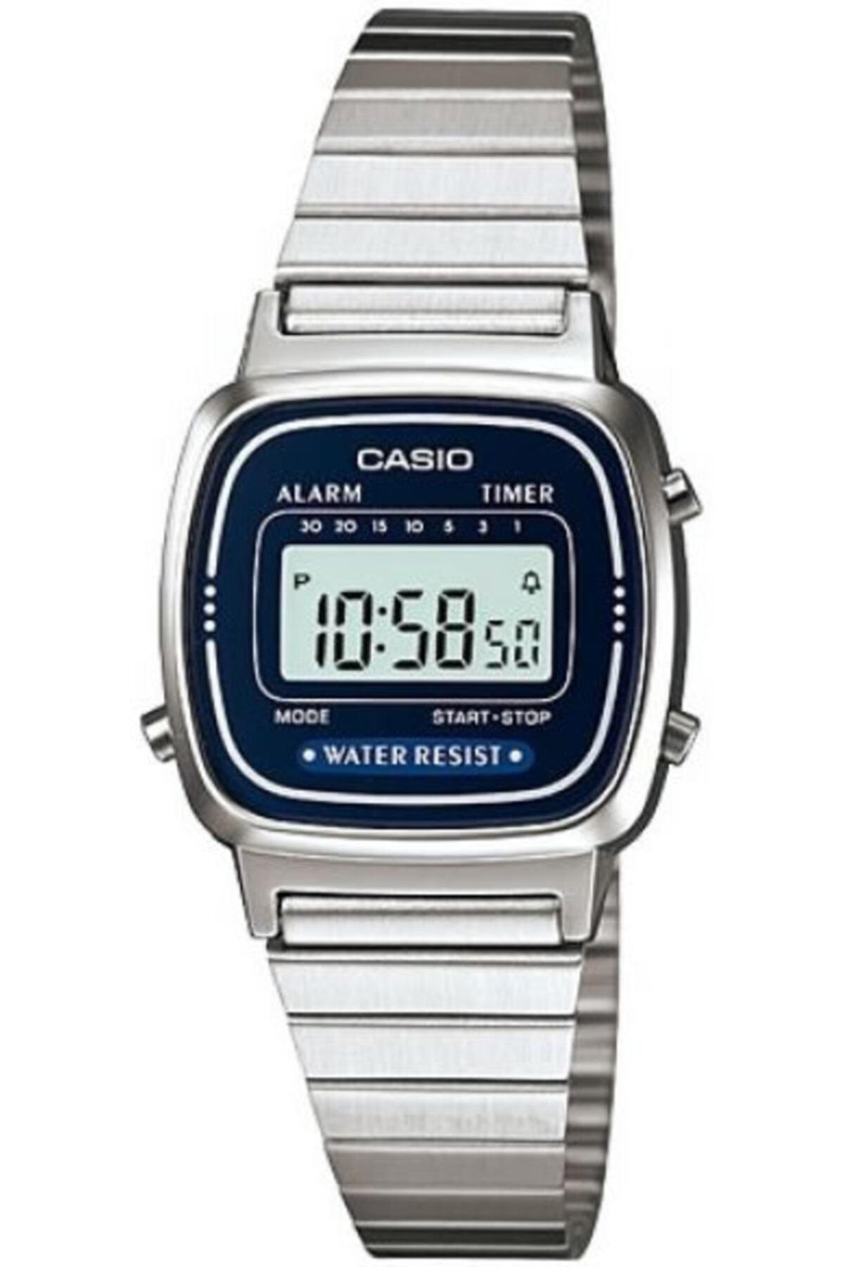 Casio Casıo La670wa-2df Bayan Kol Saati 1