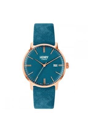 Henry London Unisex Mavi Kol Saati Hl40-s-0372
