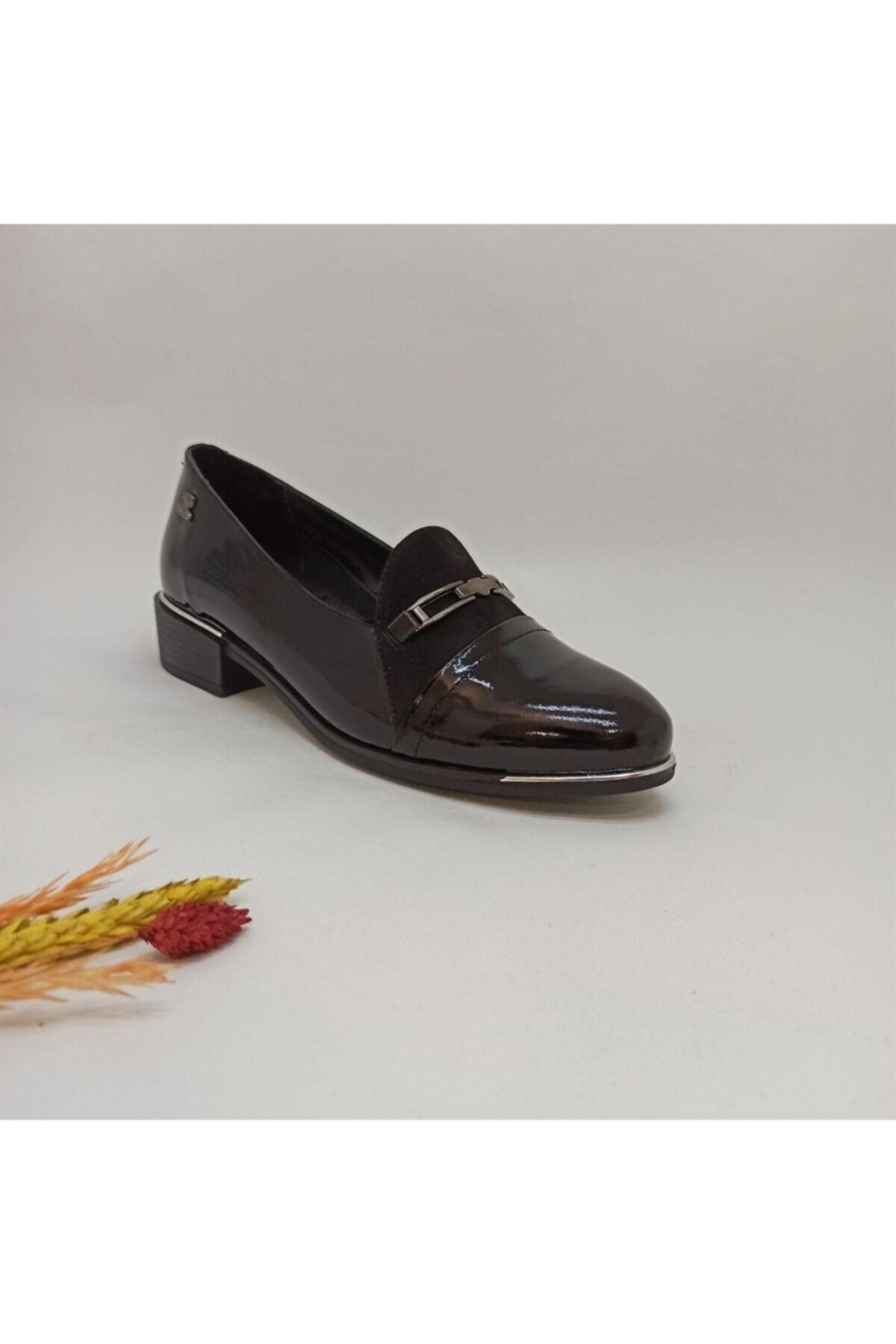 Venüs Bayan 1954118 Rugan Ayakkabı 2