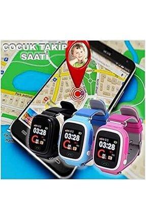 Piranha 9925 Gps Telefon Takip Özellikli Akıllı Çocuk Takip Saati Siyah