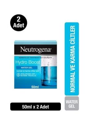 Neutrogena Hydro Boost Water Gel Nemlendirici Normal Ciltler Için 50 ml X2