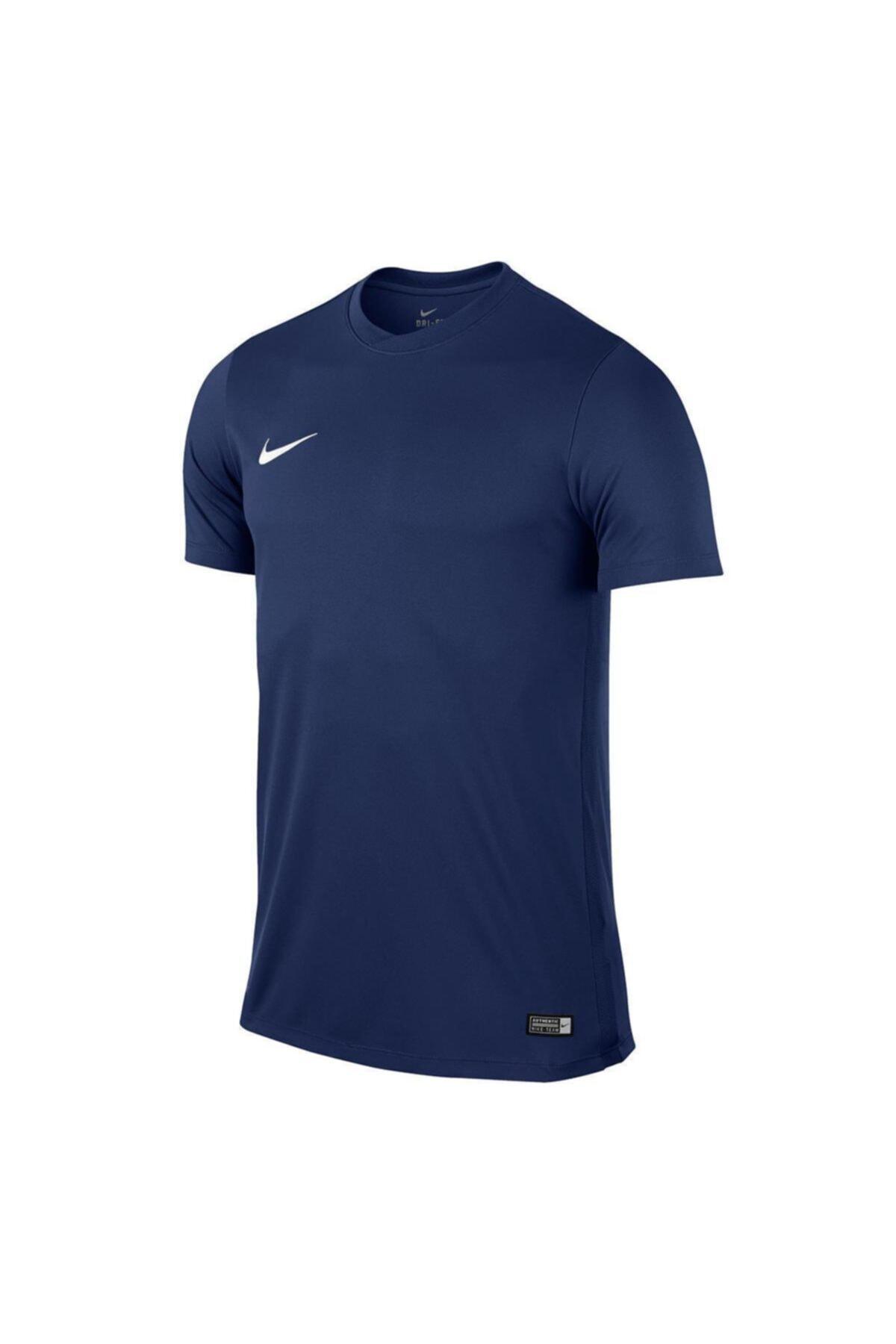 Nike Ss Park Vı Jsy 725891-410 Kısa Kol Forma 1