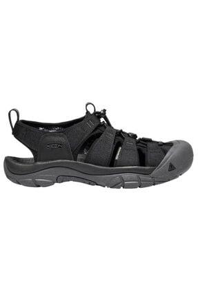 Keen Newport Eco Erkek Sandalet Siyah