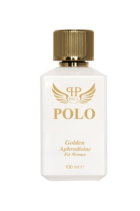 PAUL POLO Golden Afrodizyak Edp 100 ml Kadın Parfüm