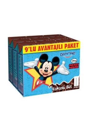 Danone Disney Kakaolu Çikolatalı 180 Ml *9 Lu Paket
