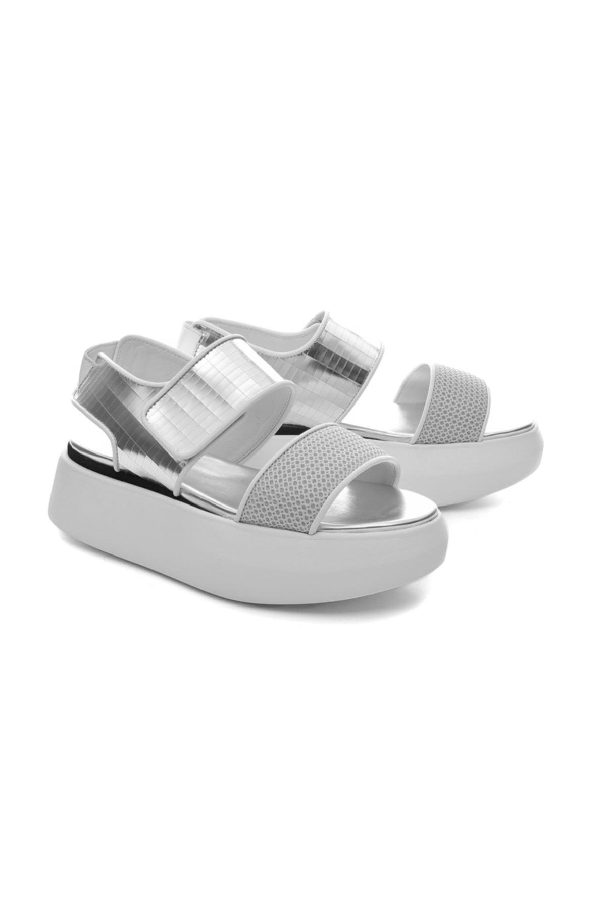 ALBERTO GUARDIANI Kadın Sandalet 1AGUW2018009 2