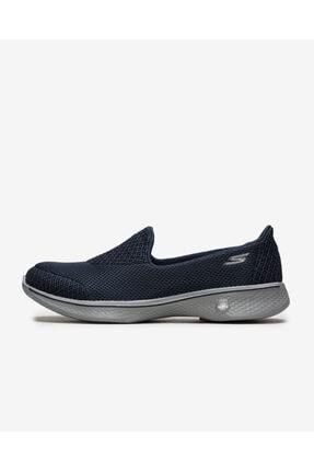 SKECHERS Go Walk 4 - Propel Lacivert Kadın Sneaker  100388982