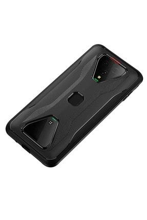 Microcase Xiaomi Black Shark 3 Gamepad Tpu Silikon Kılıf - Siyah