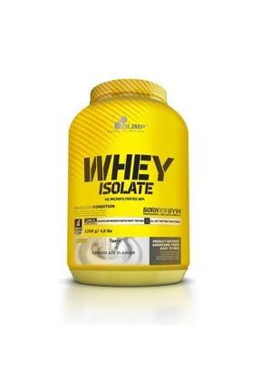 Olimp Pure Whey Isolate Protein Çikolata 1800 gr