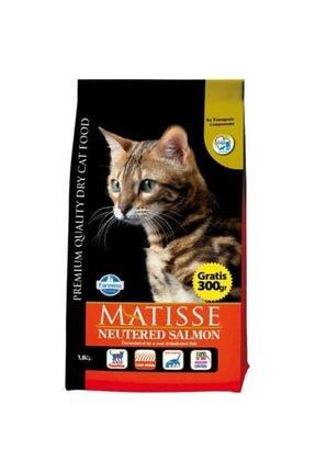 Matisse Somonlu Yetişkin Kısırlaştırılmış Kuru Kedi Maması 1.5 kg