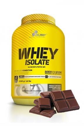 Olimp Pure Whey Protein Isolate 1800 Gr Çikolata Aromalı Protein Tozu Izole Kas Geliştirici