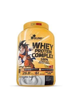 Olimp Whey Protein Dragon Ball Z Edition 2270 gr Beyaz Çikolata