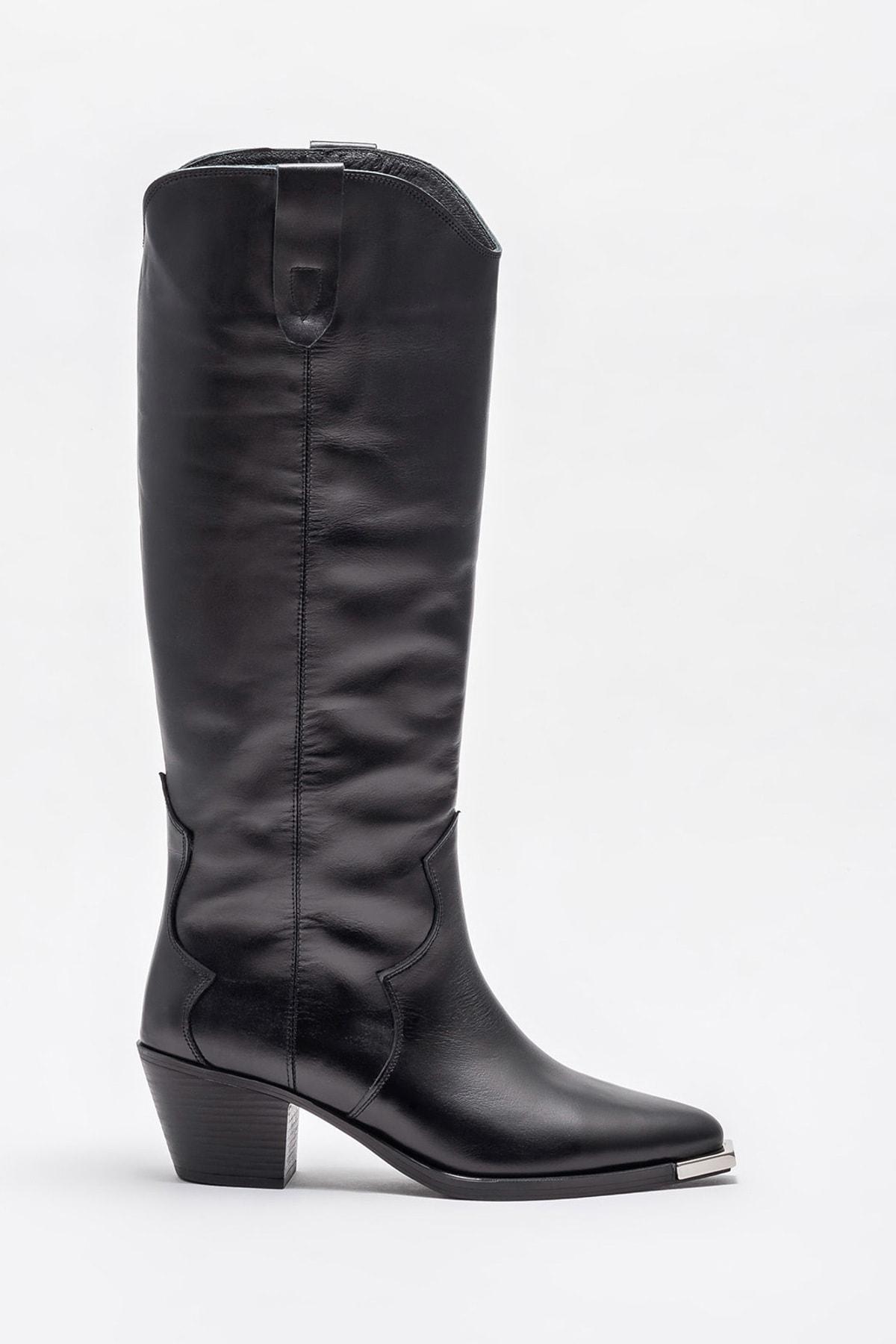Elle Shoes Kadın Çizme 20KBS88214 1