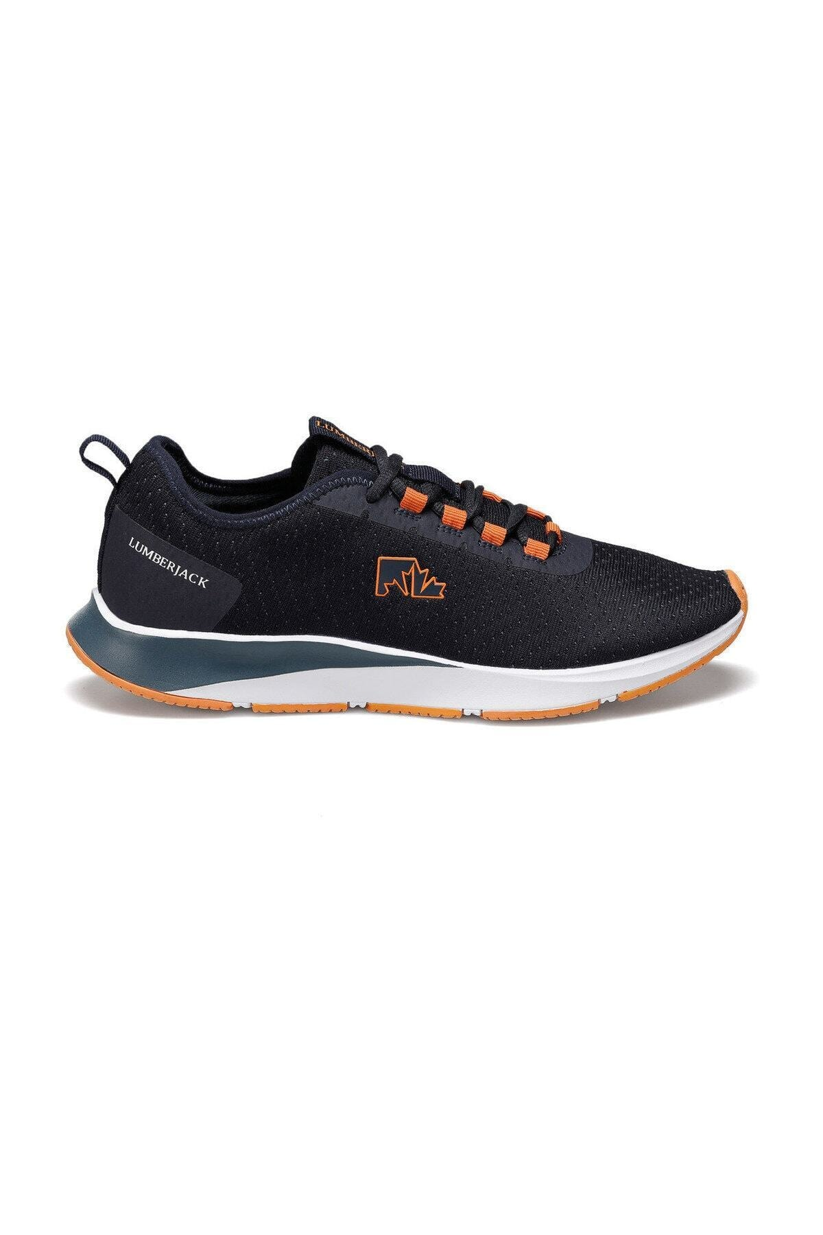 lumberjack STEFAN Siyah Erkek Koşu Ayakkabısı 100497718 2