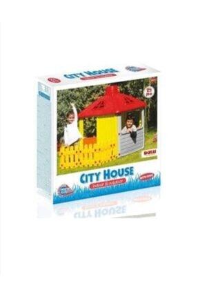 Dolu Çitli Ev 2ys+ Children Play Hause