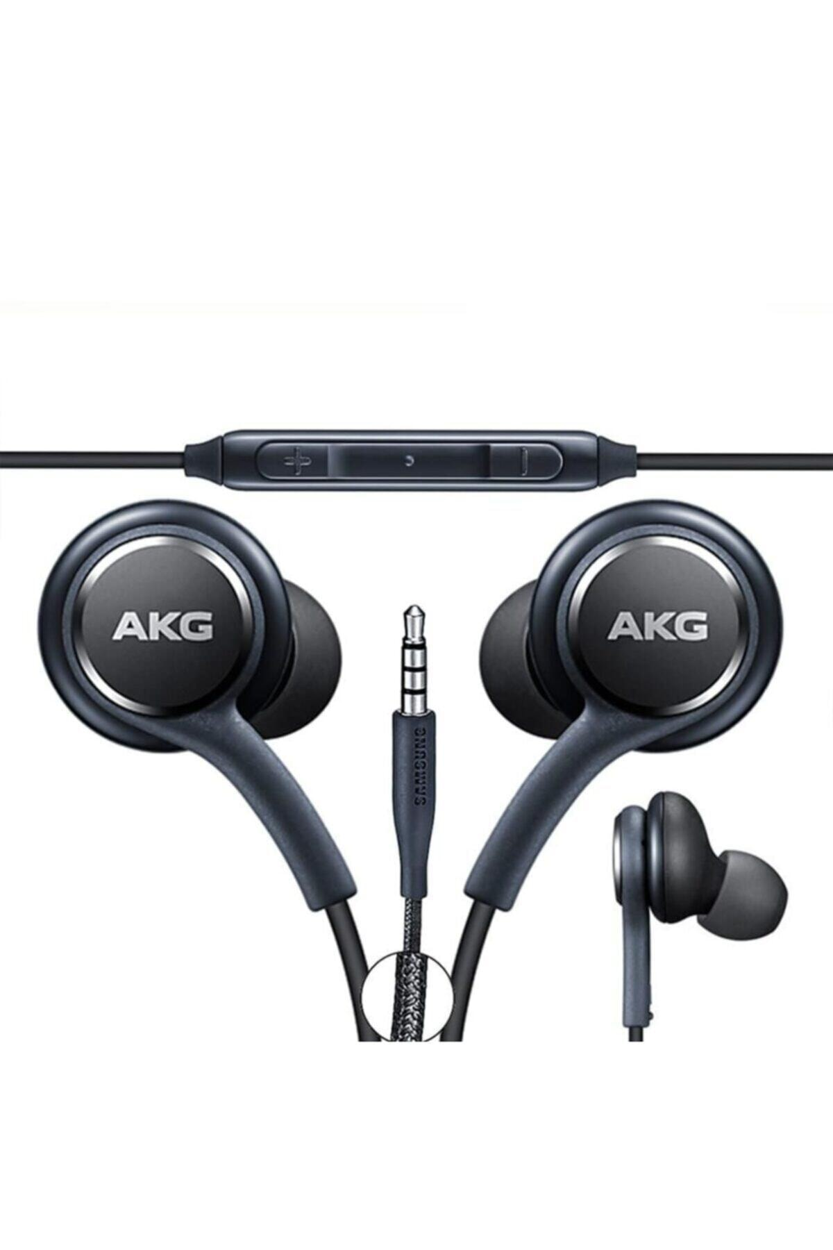 AKG Mikrofonlu Kulaklık 1