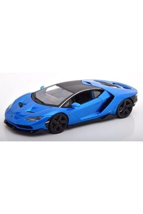 Maisto Lamborghini Centenario 1:18 Mavi Model Araba
