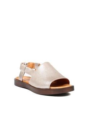 Hammer Jack Hammerjack 542 597-z Gümüş Kadın Sandalet