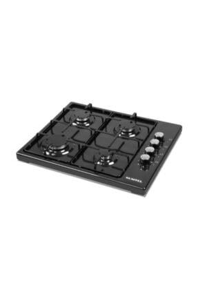 KUMTEL Ko-420f 4 Gözü Gazlı Siyah Setüstü Ocak
