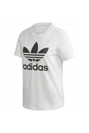 adidas Fm3306 Trefoıl Tee Kadın T-shirt
