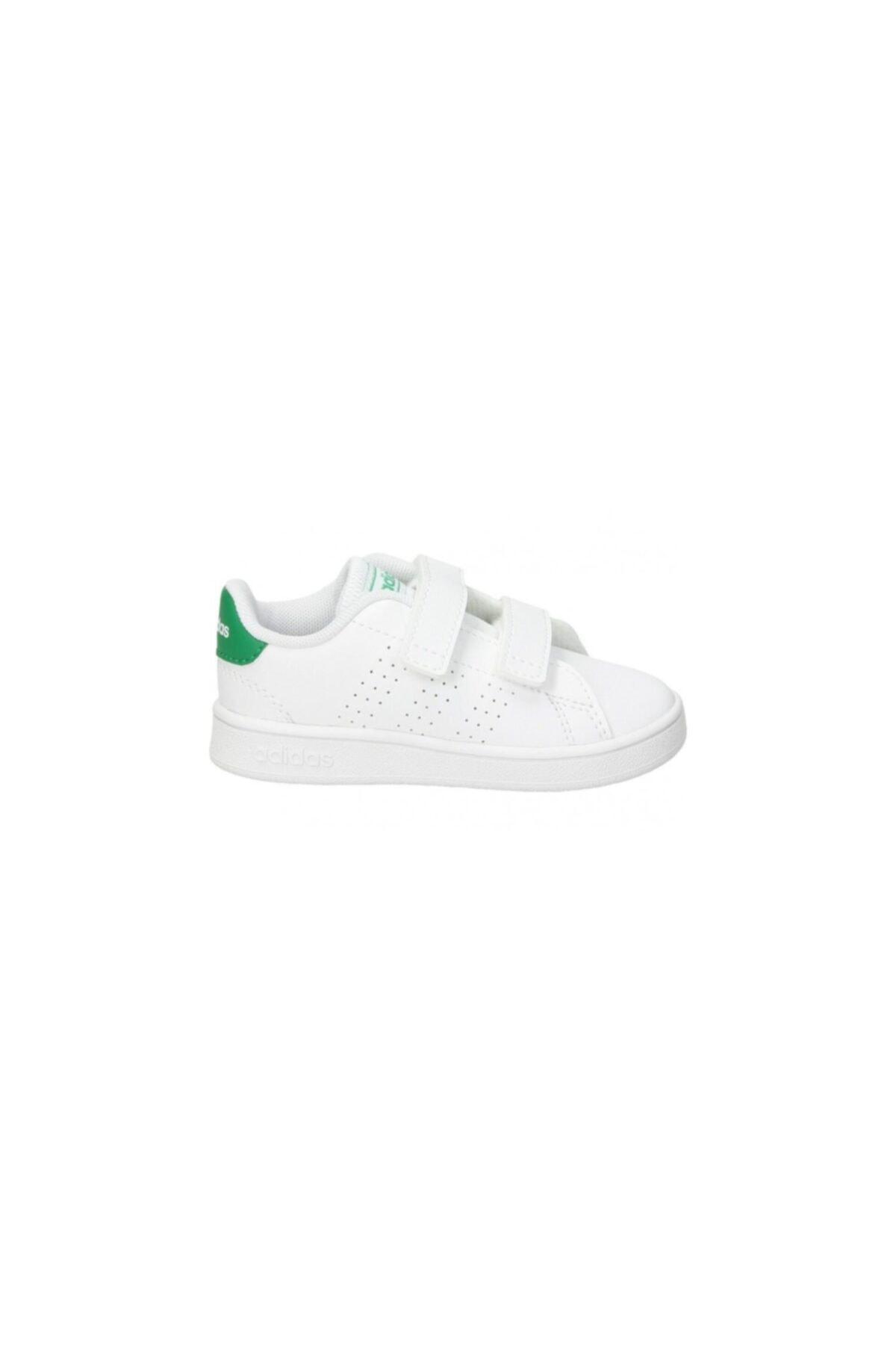 adidas ADVANTAGE I Beyaz Erkek Çocuk Sneaker Ayakkabı 100481638 1