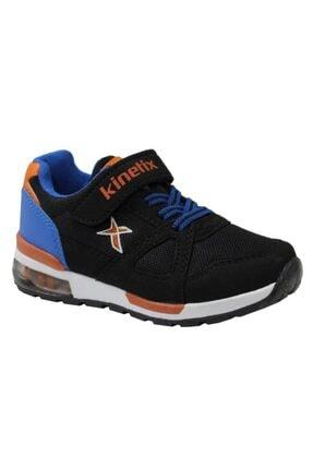 Kinetix Rıvero Siyah Anatomik Işıklı (26-30) Günlük Çocuk Spor Ayakkab