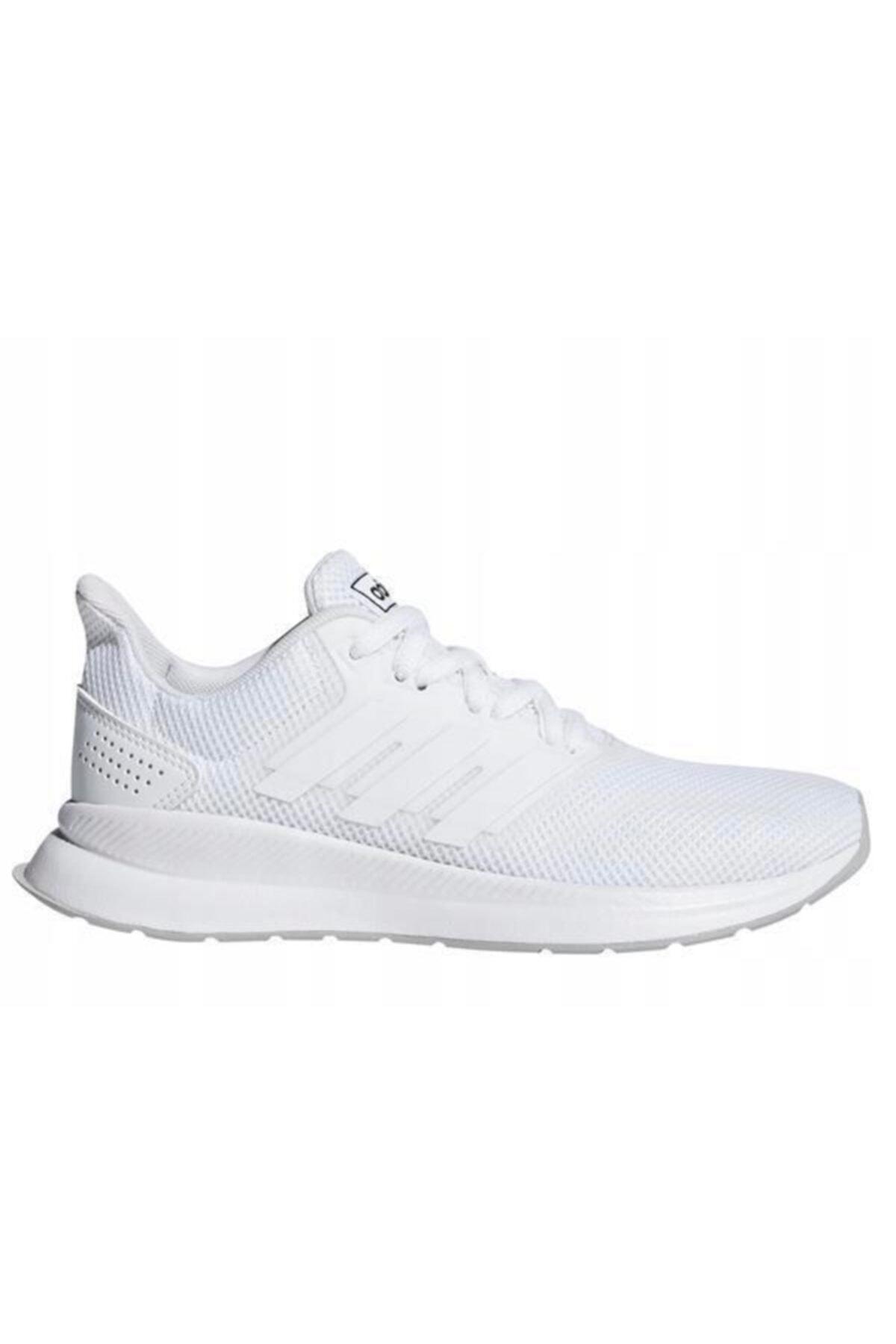 adidas Runfalcon Beyaz Koşu Ayakkabısı F36548 1