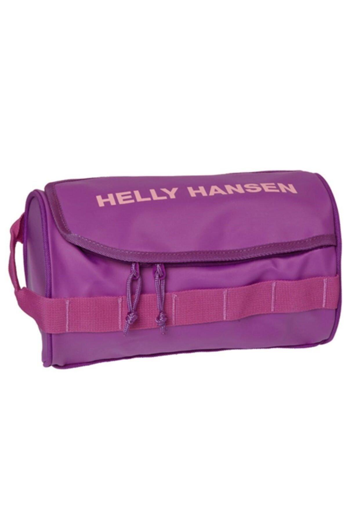 Helly Hansen Wash Bag 2 Fuşya 1
