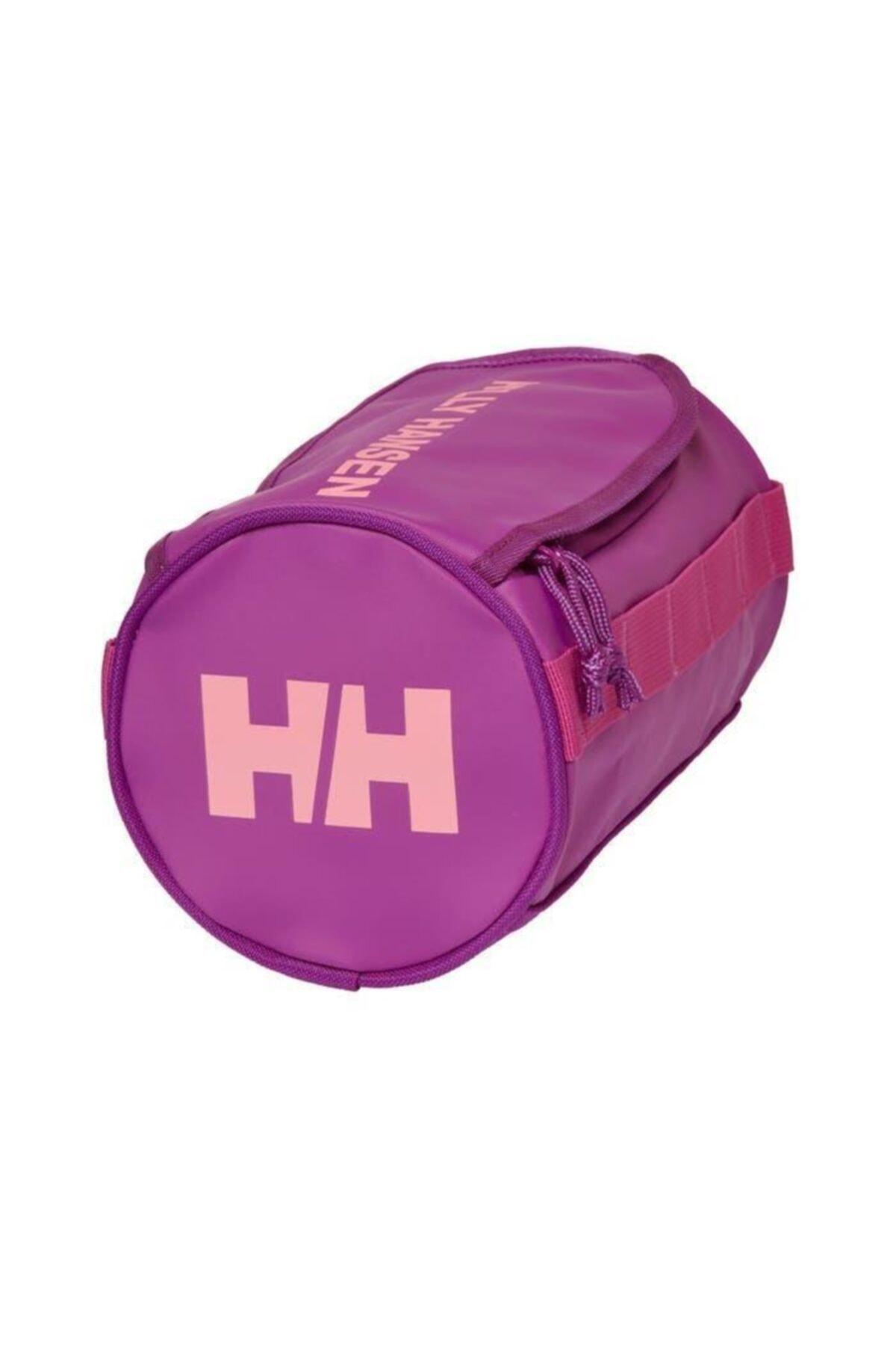 Helly Hansen Wash Bag 2 Fuşya 2