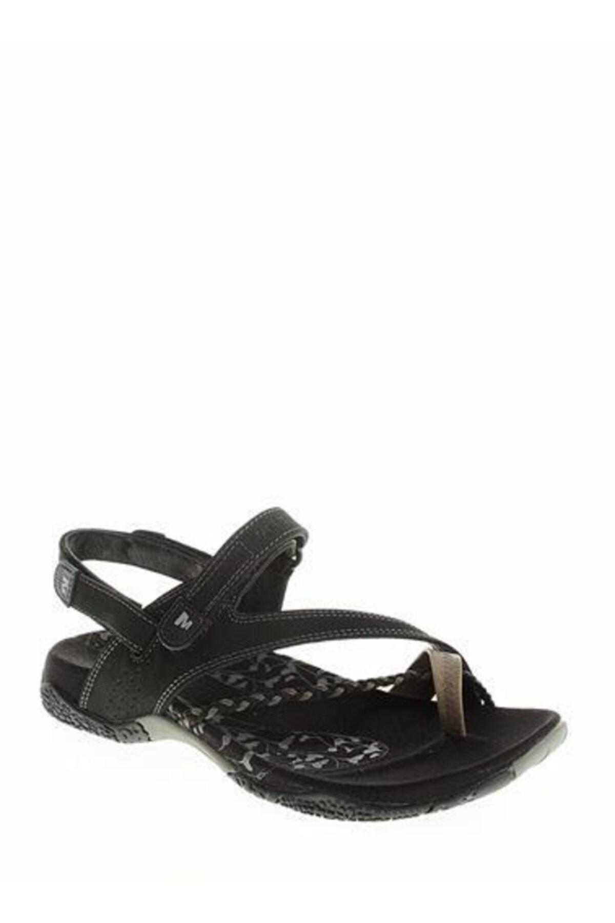 Merrell J36420 Siena Black Kadın Sandalet 1