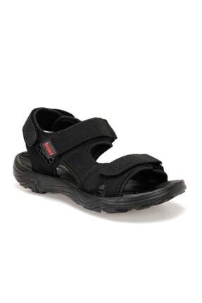 Dockers By Gerli Dockers 100497778 228653 Siyah-kırmızı Erkek Sandalet