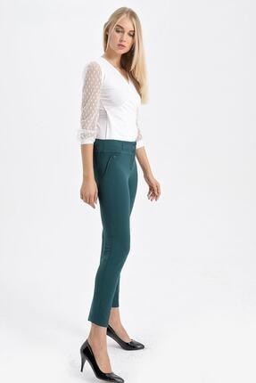Jument Kadın K.yeşil Pantolon 2434