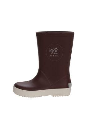 IGOR SPLASH NAUTICO Bordo Erkek Çocuk Yağmur Çizmesi 100518761
